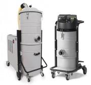 Aspirateur électrique Atex - Capacité de collecte : 40 L à 175 L