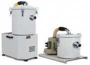 Aspirateur électrique industriel - Capacité de collecte des liquides : 12 L à 25 L