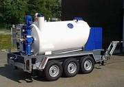 Aspirateur électrique pour fluide industriel - Débit : 660 m³/h  -  Motorisation haute performance