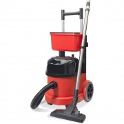 Aspirateur électrique pour poussière - Puissance moteur 600/1200W - Capacité :15L