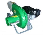 Aspirateur feuilles - Motorisation de 6,5 cv Vanguard
