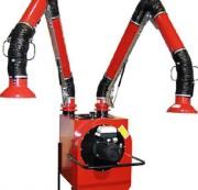 Aspirateur filtre - Extraction et filtration de meulage, soudage, tronçonnage et ébarbage