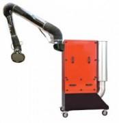Aspirateur filtre pour laboratoire - Débit : 1000 m3/h à 6500 m3/h