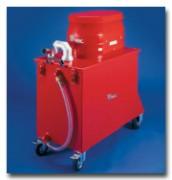 Aspirateur grandes quantités de copeaux et lubrifiants - Sépare de grandes quantités de copeaux et lubrifiants.