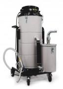 Aspirateur industriel à copeaux - Capacité de collecte des liquides : 70 L à 600 L