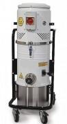Aspirateur industriel à cuve en inox - Capacité totale cuve : 25 Litres