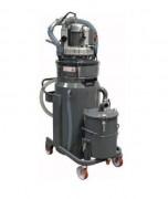 Aspirateur industriel à huile et copeaux - Tension : 400V