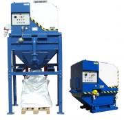 Aspirateur industriel Atex 1000L - Capacité de collecte : 500 L à 1000 L