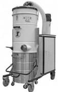 Aspirateur industriel ATEX 160 Litres - Capacité : 160 litres - Indicateur de dépression - Filtre de sécurité