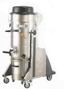 Aspirateur industriel atex en inox - Coffret et turbine électriques