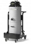 Aspirateur industriel de déchets - Cuve amovible d'une capacité de 100 litres