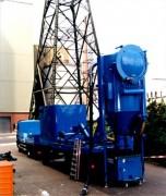Aspirateur industriel grand rendement - Puissance : De 75 à 175 kW
