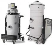 Aspirateur industriel mobile atex - Capacité de collecte : 40 L à 175 L