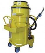 Aspirateur industriel pour liquides - Avec ou sans pompe de refoulement embarquée