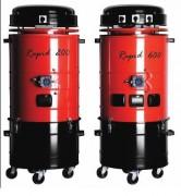 Aspirateur industriel pour ponceuse - Débit de 200 m3/h à 600 m3/h
