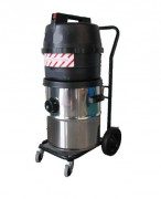 Aspirateur industriel pour poussières dangereuses - Pour amiante et poussières à risque