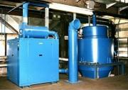 Aspirateur industriel pour produits lourds - Puissance : De 22 à 90 kW
