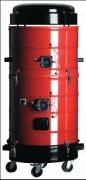 Aspirateur industriel poussière et gaz - Système de filtration efficace à 99.95 %