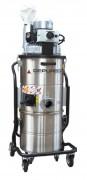 Aspirateur industriel puissant - Triphasé - Monophasé - Atex Z21 - Z22