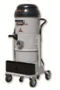 Aspirateur industriel résistant - Moteur : 2400W  -  Volume d'air : 80L/sec