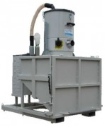 Aspirateur industriel sur benne - Capacité de 530 litres