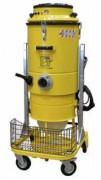 Aspirateur industriel triphasé ATEX - En acier époxy ou inox
