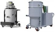 Aspirateur industriel triphasé Atex 175 L - Capacité de collecte : 40 L à 175 L