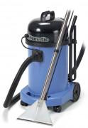 Aspirateur injection extraction - Puissance moteur : 1200W - Capacité utile 27 L (poussières) / 20 L (eau)