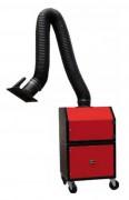 Aspirateur mobile de fumée de soudure - Avec filtration