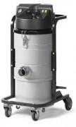 Aspirateur monophasé poussières Atex - Capacité de collecte : 40 L à 100 L