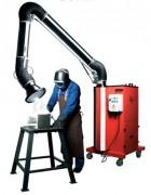 Aspirateur pour fumée de soudure 1500 m3/h - 1500 m3/h - 230 V