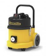 Aspirateur pour poussières dangereuses avec filtre absolu - Moteur : 1200W - Volume d'air :33L/sec