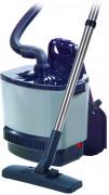 Aspirateur poussières dorsal - Puissance moteur : 1100 W - Capacité utile (L) : 6