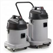 Aspirateur professionnel pour filtration absolue - Moteur : 1200W   -  Volume d'air: 76L/sec
