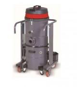 Aspirateur professionnel tous déchets - Monophasé avec 3 moteurs