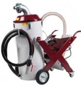 Aspirateur refouleur 130 à 1000 L - Aspiration liquide    -    Séparation solide