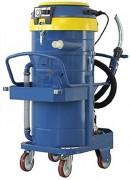 Aspirateur séparateur liquide copeaux - Débit : 300 à 550 m3/h