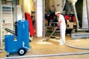 Aspirateurs industriels professionnels - Puissance : 3 ou 4 kW
