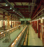 Aspiration centralisée industrielle sur mesure - Fabrication sur mesure