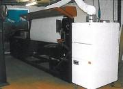 Aspiration des vapeurs solvantées - Puissance : 1.5 kW  - Niveau sonore : 60db