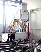 Aspiration industrielle compacte centralisée - Puissance : De 3 à 22,6 kW