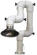 Aspiration industrielle de fumée de soudure - Diamètres : 50 et 75 mm