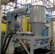 Aspiration machines centralisée industrielle - Nettoyage centralisé