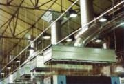Aspiration vapeur industrielle - Fumées et vapeurs