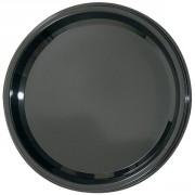 Assiette plastique - Dimensions (L x Ø) : 230 x 230 mm