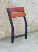 Assis-debout urbain - Longueur d'assise (mm) : 600