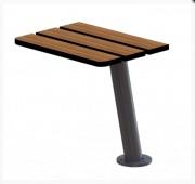 Assis debout urbain en compact - Longueur (mm): 1250.