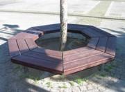 Assise tour d'arbre - Dimensions sur mesure en fonction de vos contraintes