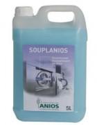 Assouplissant désinfectant 5L - Biocide : Levuricide | Bactéricide - Sans parfum