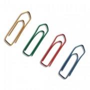 Attache lettres couleurs en acier émaillé et bout chevron,32mm, boite de 100 - Maped